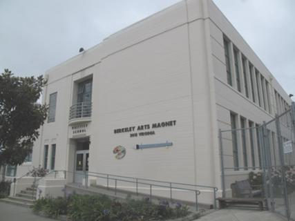 Berkeley Arts Magnet